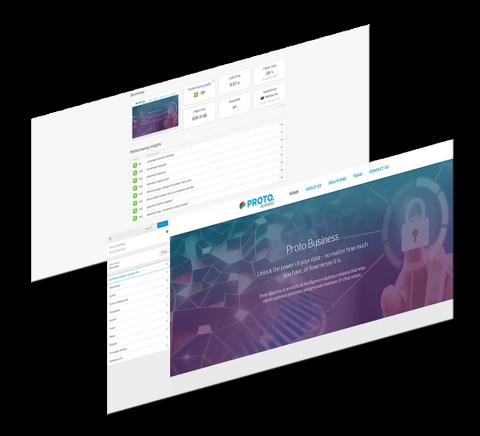 WordPress built with Elementor